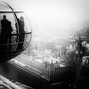 Eye II, London, by Jens Klettenheimer