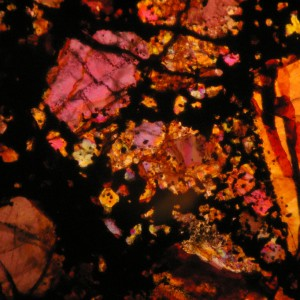 Looking Inside of Meteorites: Fascinating Photography by Jeff Barton