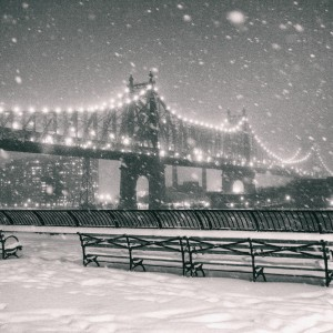 Snow in New York City: Stunning Photography by Vivienne Gucwa