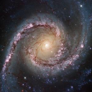Grand Swirls in NGC 1566: Amazing New Image by NASA