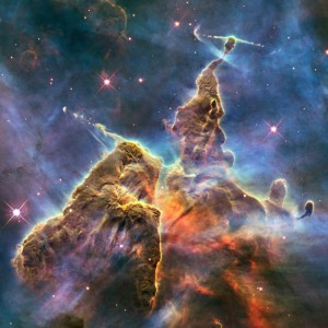 A Glorious Frontier: Spectacular Images from the Hubble Space Telescope