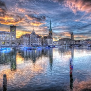 Closer to Heaven: Beautiful HDR Photography by Nik Chavannes