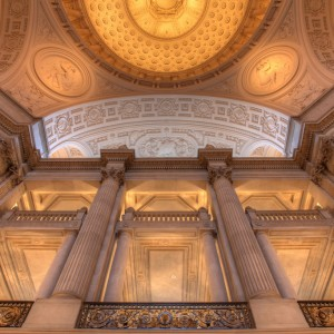 City Hall, San Francisco, by Jim Babson