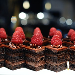 Chocolate, Berries, and Bokeh: Phenomenal Desserts Photographed by Executive Chef Simon Sperling