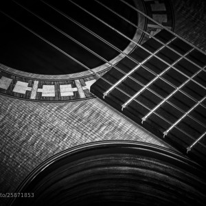 Classical Guitar by Mark Neal