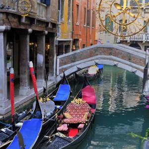 Cruising the Canals of Venezia