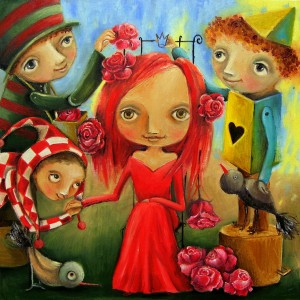 Believe: Fantastical Storybook Paintings by Monica Blatton, Part 2