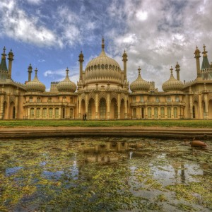 The Royal Pavilion in Brighton, England, by Andrea Pucci
