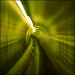 Light in the Tunnel by Katarina Stefanovic