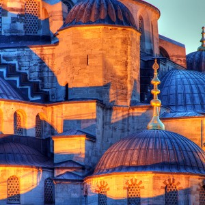 The Blue Mosque and other Beautiful Sites in Turkey by Timothy Neesam