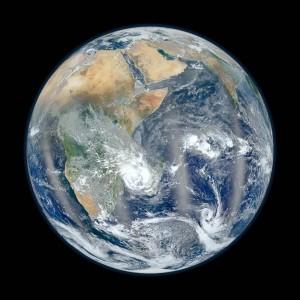 Earth: Blue Marble 2012, Eastern Hemisphere