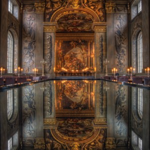 The Painted Hall by Conor MacNeill