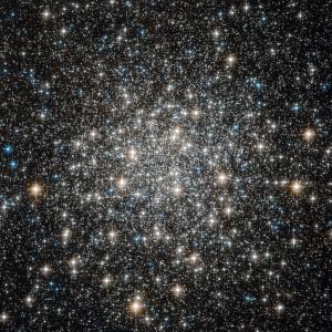 Starry, Starry Night: Globular Cluster Messier 10