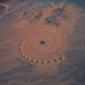 Desert Breath: An Epic Natural Art Installation by Danae Stratou