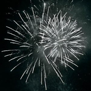 The White Night, Fireworks, by Paolo Màrgari