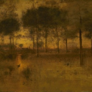 The Home of the Heron, by George Inness, 1893