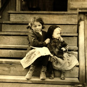 Little Julia: Photography by Lewis Wickes Hine, 1911