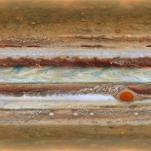 Amazing New Maps of Jupiter, Photography by NASA