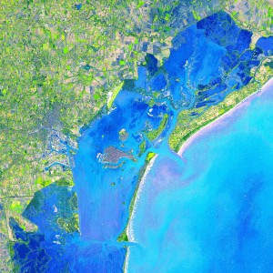 Earth from Space: Beautiful Venice, Italy, by NASA