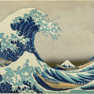 The Great Wave Off Kanagawa, by Katsushika Hokusai, c. 1831