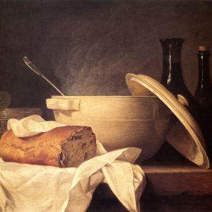 La Jatte Blanche, by Anne Vallayer-Coster, 1810