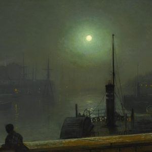 Moonlight and Midnight: Paintings by John Atkinson Grimshaw