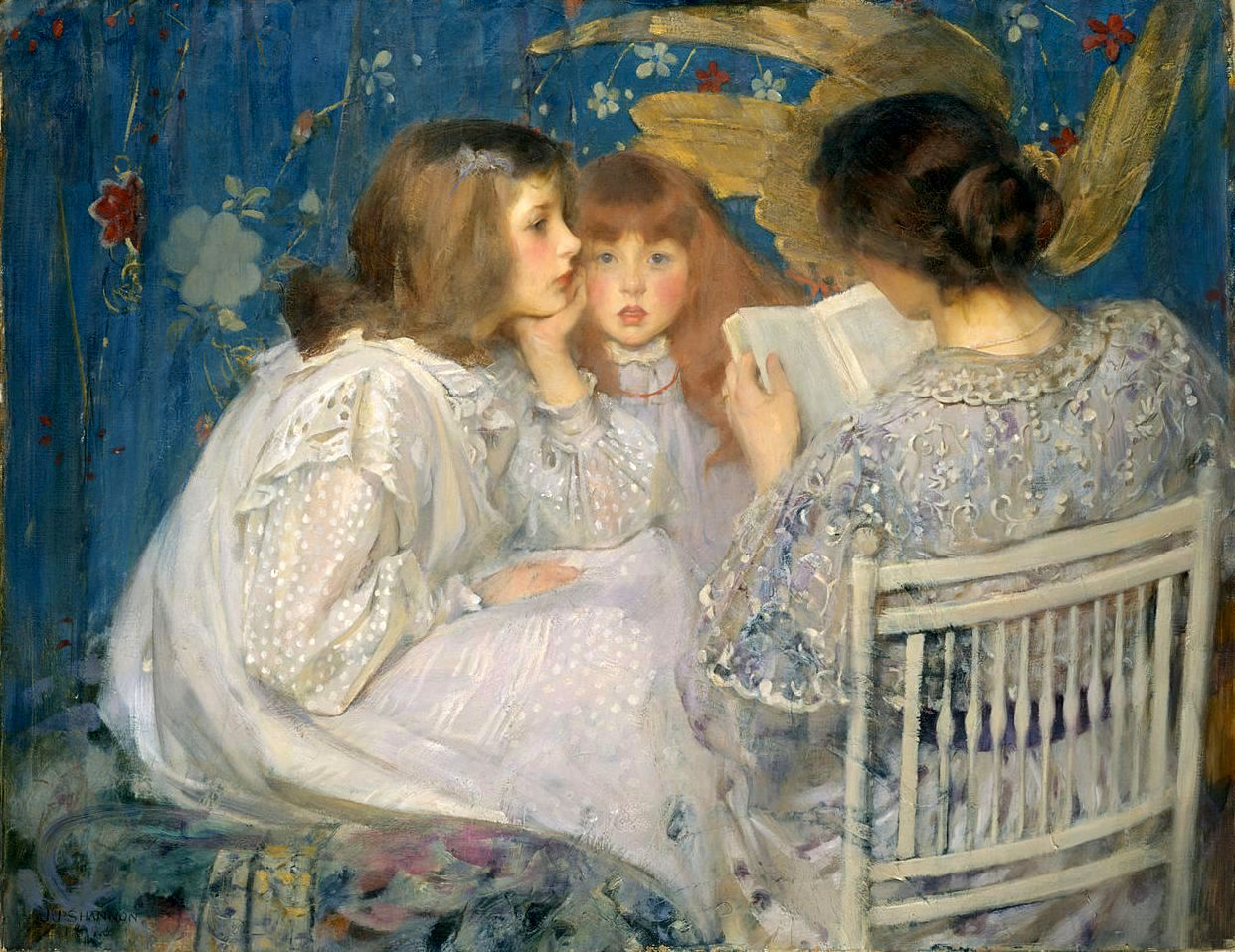 Jungle Tales, by James Jebusa Shannon, 1895