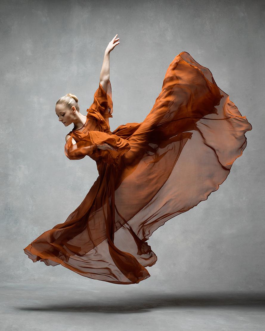 Charlotte Landreau, Martha Graham Dance Company