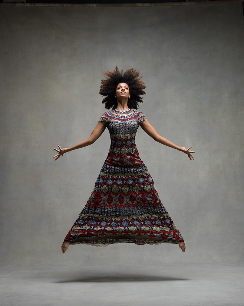 Fana Tesfagiorgis, Alvin Ailey American Dance Theatre