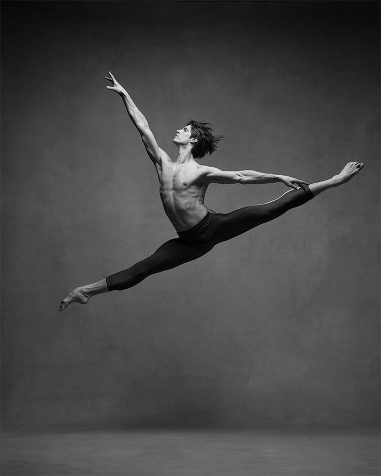 Xander Parish, Mariinsky Ballet