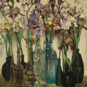 Rum Row, by Frederick Judd Waugh, 1922